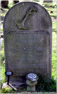 East Cowes (Kingston Road) Cemetery : M A Myram