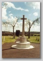 Parkhurst Cross of Sacrifice