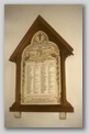 St Lawrence Roll of Honour